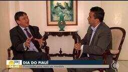 Confira a segunda parte da entrevista com o governador Wellington Dias