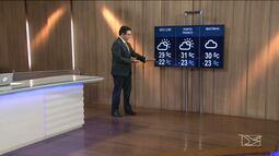Confira as variações do tempo no Maranhão