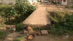Moradores de bairro em São Luís reclamam de problemas de infraestrurura