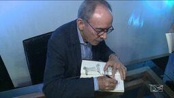 Engenheiro e escritor maranhense lança livro em São Luís