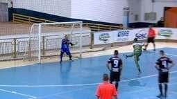Confira os gols da rodada da Copa Brasília de futsal