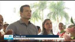 Três romarias marcam celebrações do Círio neste final de semana em Belém