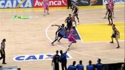 Após primeira derrota, Mogi busca recuperação no NBB contra o Basquete Cearense