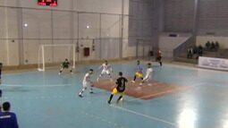 Mogi Futsal goleia o Pulo do Gato e vence a primeira na Copa Paulista