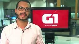 Destaques do G1: Moradores de Santa Isabel ficarão sem água na terça-feira