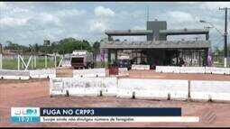 Detentos fogem por túnel no CRPP III em Santa Izabel do Pará
