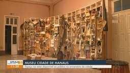 Manaus ganha novo museu em celebração aos 349 anos da capital