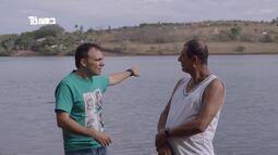 Tô Indo 03/11: Em Araguari, Mário conhece Zé Radi, que atravessa represas