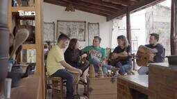 Tô Indo 10/11: Em Araguari, Mário conhece família que compõe banda 'Trem das Gerais'