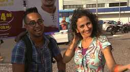 Maria Mezenes mapeia o Comércio e conhece figuras pitorescas