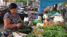 Feiras em Campos, RJ, são a força da agricultura familiar