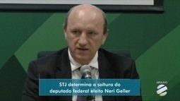 STJ manda soltar deputado federal eleito em MT preso durante operação da PF