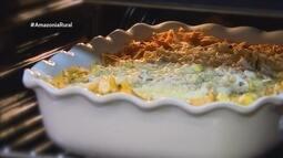 Parte 3: Aprenda a preparar uma lasanha com ingredientes regionais