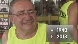 Corpo de Orlando Tavares é sepultado em Santos