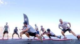 Aplicativos de exercícios estimulam quem quer praticar atividades físicas