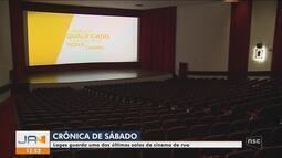 Crônica de sábado: Lages preserva sala de cinema de rua na Serra de SC