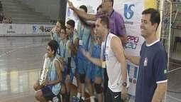 Objetivo Santos e Jeremias Júnior conquistam a Copa TV Tribuna de Vôlei Escolar