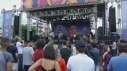 Virada Cultural Paulista reúne centenas de pessoas em Marília
