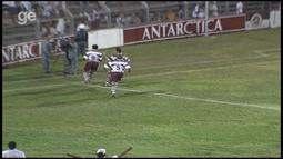 Os gols de Desportiva Ferroviária 2 x 1 Remo, pela Série B do Brasileiro 1998
