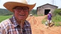 Trabalho na roça é 'campo fértil' para produtores rurais na terceira idade