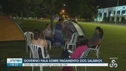 Servidores da segurança terão prioridade no recebimento de salários, anuncia governo de RR
