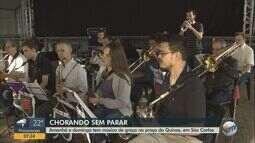 Festival Chorando Sem Parar reúne música de qualidade em São Carlos