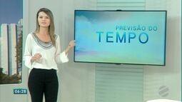 Confira a previsão do tempo para esta sexta-feira (7) e para o fim de semana em MS