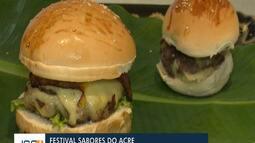 Festival Sabores do Acre incetiva culinária regional em Rio Branco