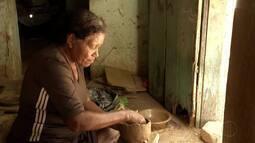 Peças de barros produzidas por artesãos de Itinga são destaque no Inter TV Rural