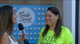 Mogi das Cruzes tem Bazar Solidário
