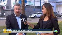 OAB Sergipe lança Observatório da Democracia nesta segunda-feira