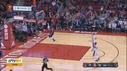 Basquete: sãocarlense Nenê se destaca em partida pela NBA