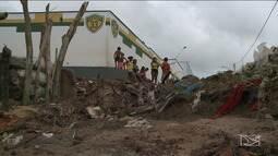 Falta de pavimentação incomoda moradores de bairro em São José de Ribamar