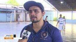 Problema resolvido na escolinha de futebol Carlos Gomes