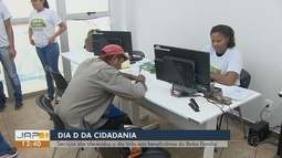 Serviços de saúde são oferecidos para beneficiários do Bolsa Família, no Amapá