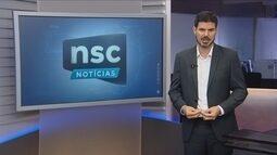 Confira os destaques do NSC Notícias desta quarta-feira (12)