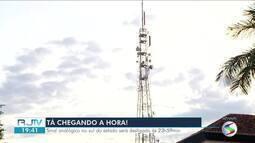 Processo de desligamento do sinal analógico termina no Sul do Rio
