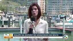Equipe da Divisão de Homicídios do Rio é encurralada por criminosos em Angra, diz polícia