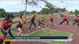 Paranaenses se preparam para corrida de São Silvestre
