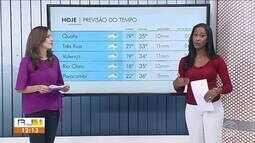 Último final de semana da primavera é marcado por temperaturas elevadas no Sul do Rio