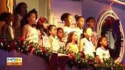 Cantata de Natal é apresentada pela Fundação Aperam