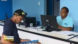 Comércio ofertou poucas vagas de emprego, mas oferta cresceu no setor de serviços no Amapá
