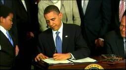 """Juiz federal do Texas declara o """"Obamacare"""" inconstitucional"""