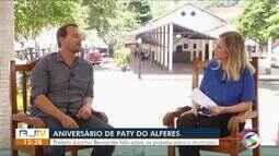 RJTV entrevista prefeito de Paty do Alferes - Parte II