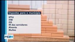 Impostos representam 60% do orçamento do município de Divinópolis