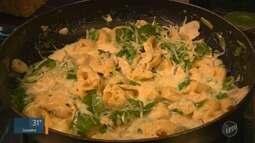 'Prato Fácil': Fernando Kassab ensina receita especial de capeletti