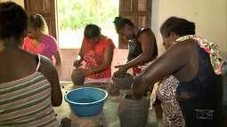 Repórter Mirante destaca a arte das mulheres ceramistas no Maranhão