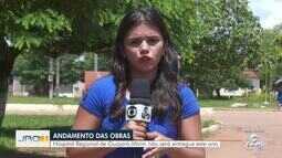 Hospital regional de Guajará-Mirim não será entregue este ano