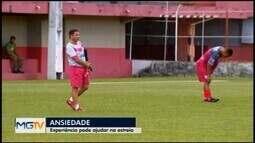 Guarani-MG vive expectativa do retorno à elite do Mineiro e estreia contra o Cruzeiro
