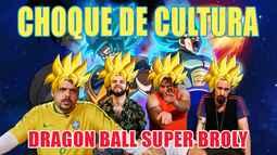 CHOQUE NA GLOBO #16: 2º O que é Dragon Ball?